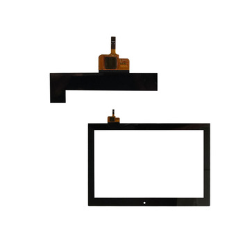 10.1 Collu Lenovo MIIX320 MIIX 320-10ICR MIIX 320 Touch Screen Digitizer Sensors Stikla Digitizer Panelis