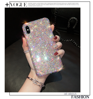 Luksus Modes Pilnu Bling Diamond Crystal Clear Case For Samsung Galaxy Note 20 10 9 8 S20 S21 Ultra S10E S10 S8 S9 Plus S7